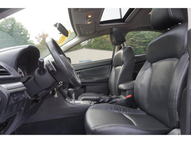 2012 Subaru Impreza AWD 2.0i Limited 4dr Sedan - South Berwick ME
