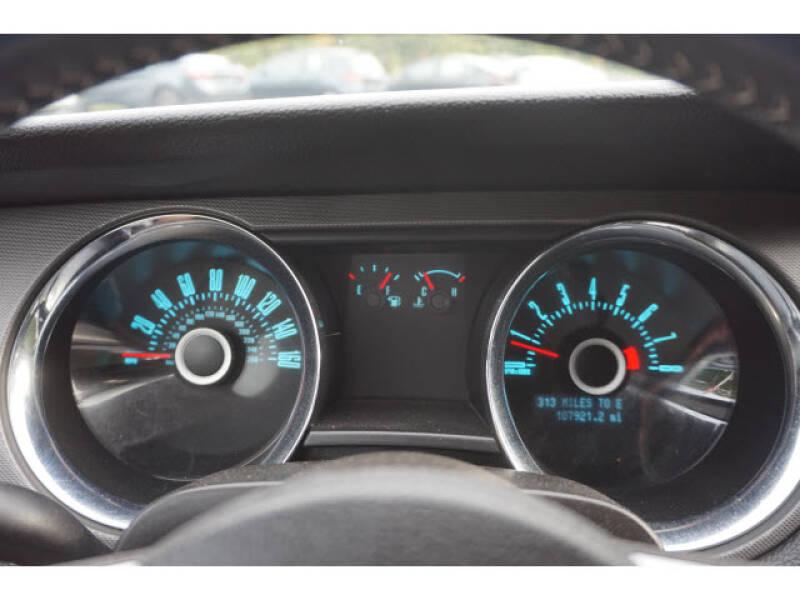 2013 Ford Mustang V6 2dr Convertible - South Berwick ME