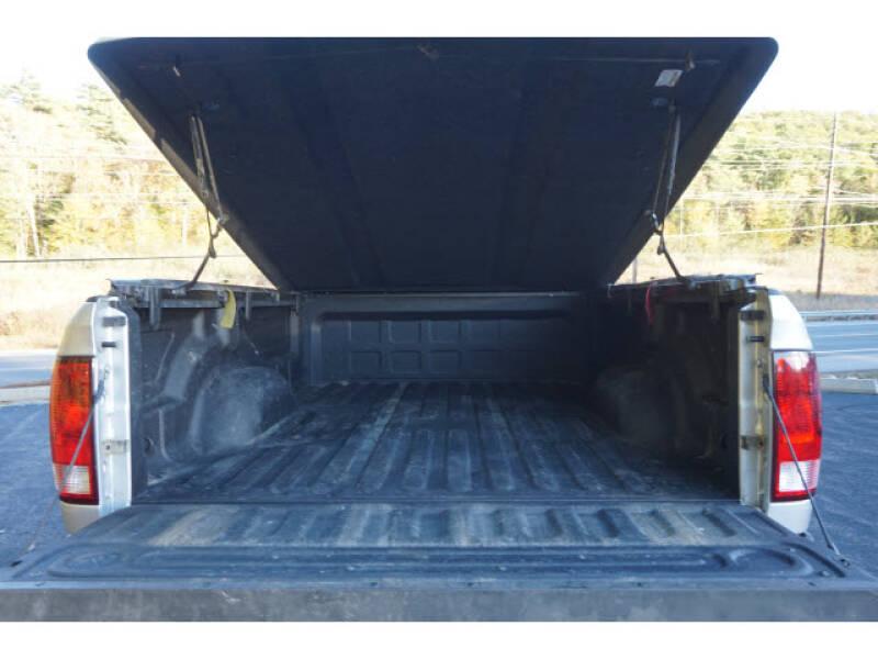 2017 RAM Ram Pickup 1500 4x4 Tradesman 2dr Regular Cab 8 ft. LB Pickup - South Berwick ME