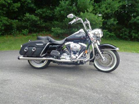 2000 Harley-Davidson Road King for sale at R & R AUTO SALES in Poughkeepsie NY