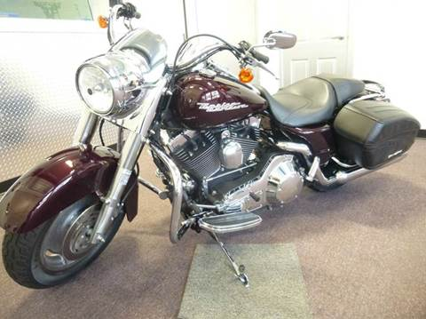 2005 Harley-Davidson Road King for sale at R & R AUTO SALES in Poughkeepsie NY