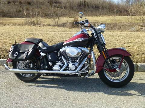 2006 Harley-Davidson Heritage Springer for sale at R & R AUTO SALES in Poughkeepsie NY