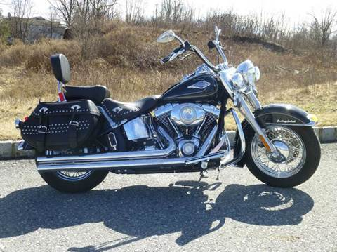 2009 Harley-Davidson Heritage Softail  for sale at R & R AUTO SALES in Poughkeepsie NY