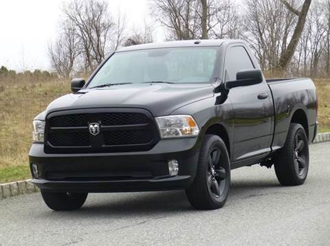 2014 RAM Ram Pickup 1500 for sale at R & R AUTO SALES in Poughkeepsie NY