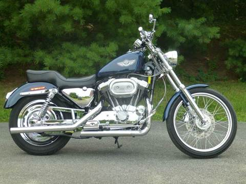 2003 Harley-Davidson Sportster for sale at R & R AUTO SALES in Poughkeepsie NY