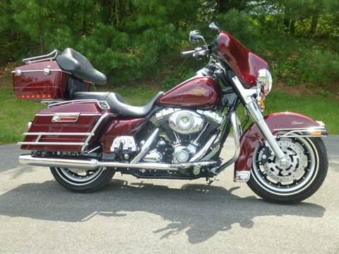 2008 Harley-Davidson Electra Glide for sale at R & R AUTO SALES in Poughkeepsie NY