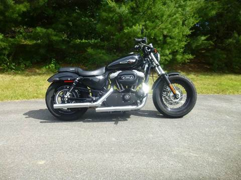 2011 Harley-Davidson Sportster for sale at R & R AUTO SALES in Poughkeepsie NY