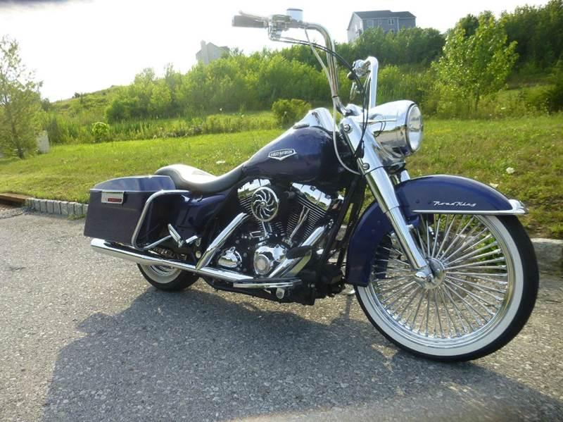 2007 Harley-Davidson Road King Custom In Poughkeepsie NY - R & R ...