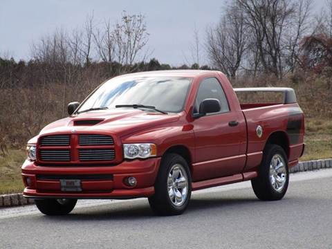 2005 Dodge Ram Pickup 1500 for sale at R & R AUTO SALES in Poughkeepsie NY