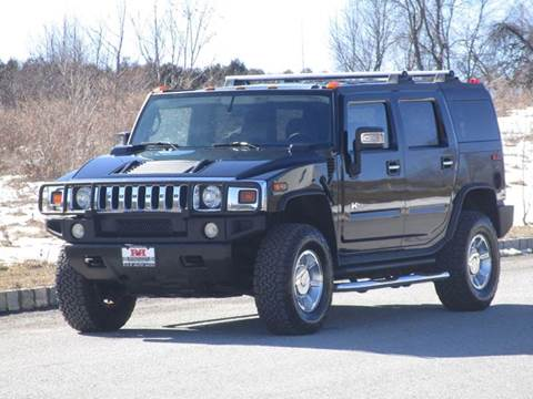 2005 HUMMER H2 for sale at R & R AUTO SALES in Poughkeepsie NY
