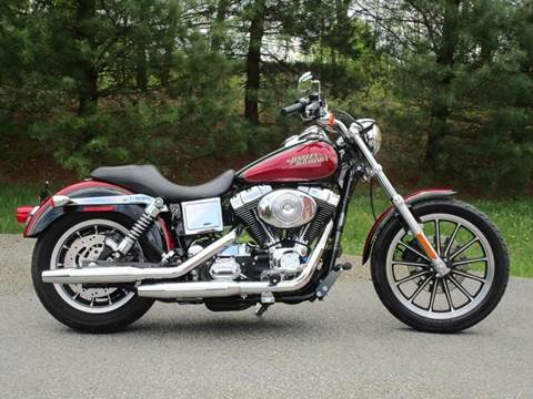 2005 Harley-Davidson Dyna Low Rider for sale at R & R AUTO SALES in Poughkeepsie NY