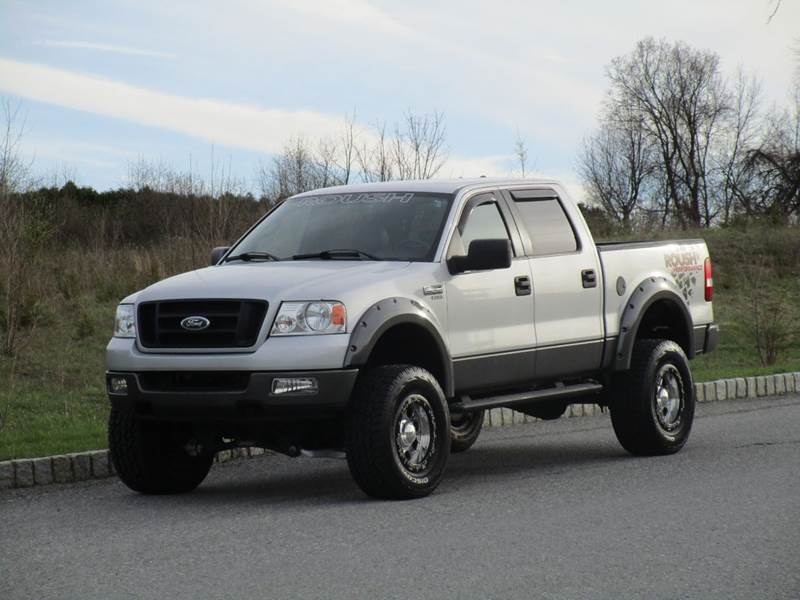 2005 Ford F150 Fx4 >> 2005 Ford F 150 Fx4 4dr Supercrew 4wd Roush Stage 2 Package