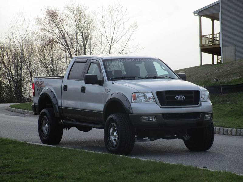 2005 Ford F150 Fx4 >> 2005 Ford F 150 Fx4 4dr Supercrew 4wd Roush Stage 2 Package In