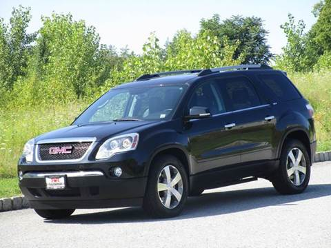 2012 GMC Acadia for sale at R & R AUTO SALES in Poughkeepsie NY