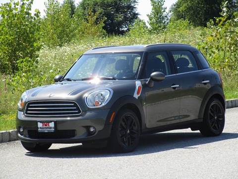 2013 MINI Countryman for sale at R & R AUTO SALES in Poughkeepsie NY