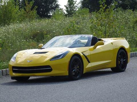 2015 Chevrolet Corvette for sale at R & R AUTO SALES in Poughkeepsie NY