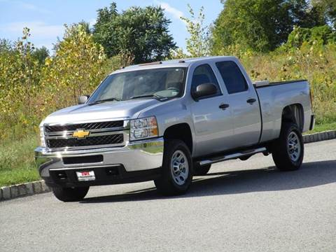 2014 Chevrolet Silverado 2500HD for sale at R & R AUTO SALES in Poughkeepsie NY