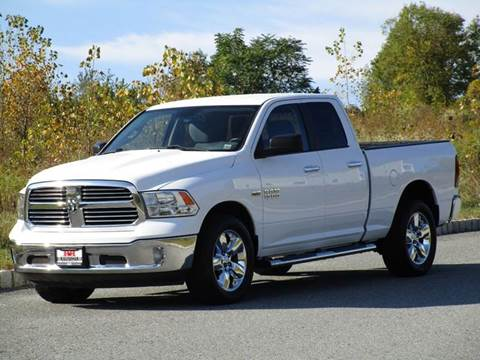 2013 RAM Ram Pickup 1500 for sale at R & R AUTO SALES in Poughkeepsie NY