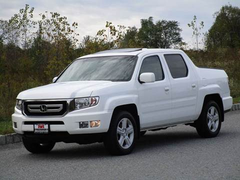 2011 Honda Ridgeline for sale at R & R AUTO SALES in Poughkeepsie NY