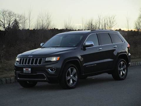 2015 Jeep Grand Cherokee for sale at R & R AUTO SALES in Poughkeepsie NY