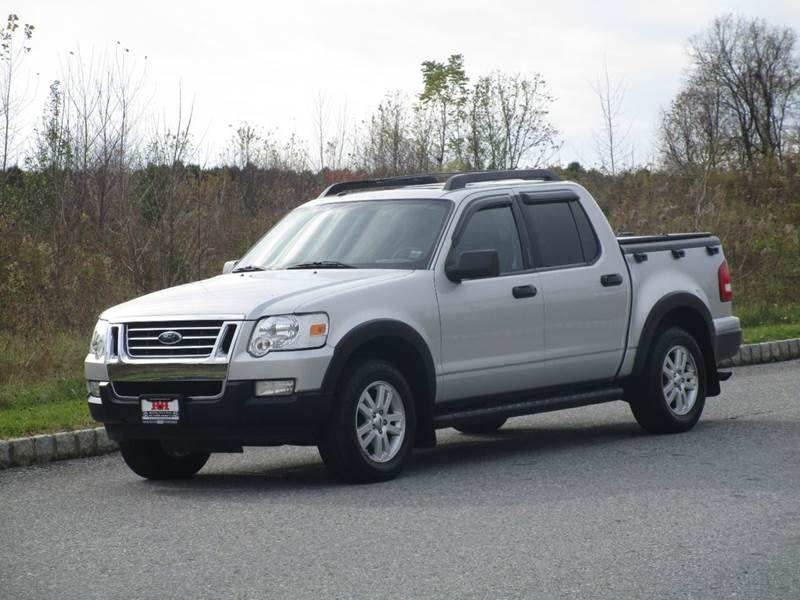 2010 Ford Explorer Sport Trac for sale at R & R AUTO SALES in Poughkeepsie NY