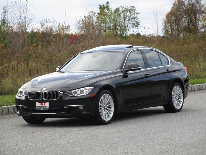 2015 BMW 3 Series for sale at R & R AUTO SALES in Poughkeepsie NY