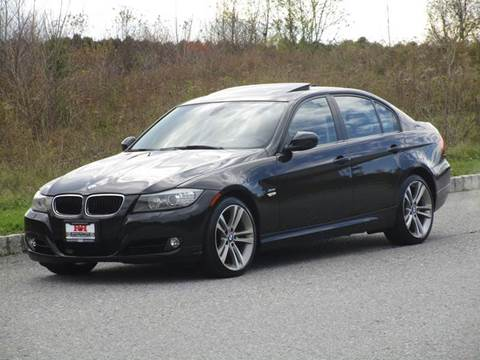 2011 BMW 3 Series for sale at R & R AUTO SALES in Poughkeepsie NY