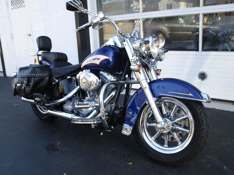2006 Harley-Davidson Heritage Softail Classic In