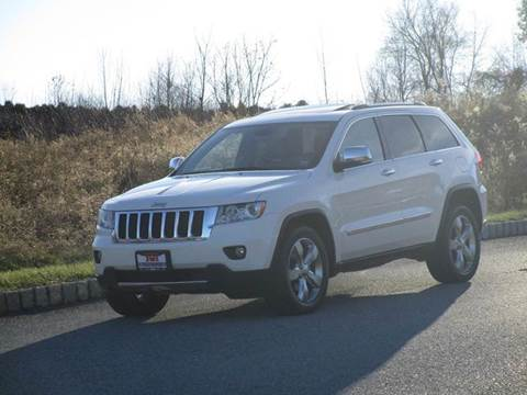 2012 Jeep Grand Cherokee for sale at R & R AUTO SALES in Poughkeepsie NY
