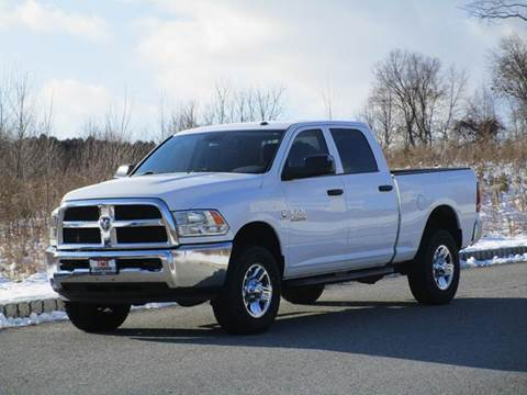 2015 RAM Ram Pickup 2500 for sale at R & R AUTO SALES in Poughkeepsie NY