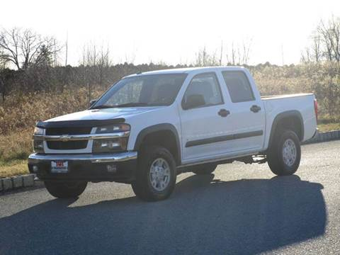 2008 Chevrolet Colorado for sale at R & R AUTO SALES in Poughkeepsie NY