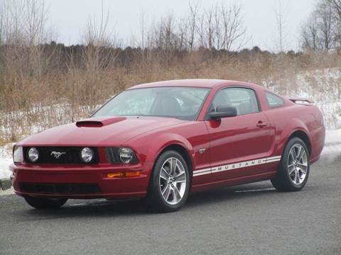 2008 Ford Mustang for sale at R & R AUTO SALES in Poughkeepsie NY