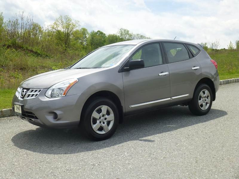 2012 Nissan Rogue for sale at R & R AUTO SALES in Poughkeepsie NY