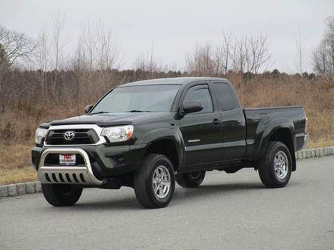 2012 Toyota Tacoma for sale at R & R AUTO SALES in Poughkeepsie NY