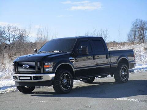 2008 Ford F-250 Super Duty for sale at R & R AUTO SALES in Poughkeepsie NY