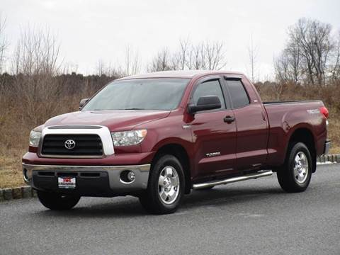 2007 Toyota Tundra for sale at R & R AUTO SALES in Poughkeepsie NY