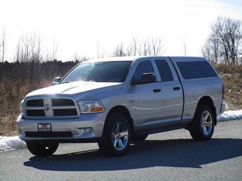 2012 RAM Ram Pickup 1500 for sale at R & R AUTO SALES in Poughkeepsie NY