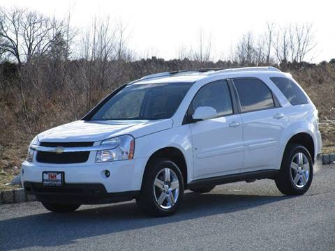 2009 Chevrolet Equinox for sale at R & R AUTO SALES in Poughkeepsie NY