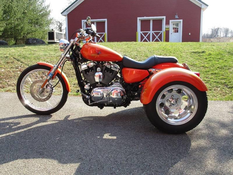2009 Harley-Davidson Sportster 1200 xl