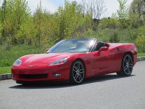 2005 Chevrolet Corvette for sale at R & R AUTO SALES in Poughkeepsie NY