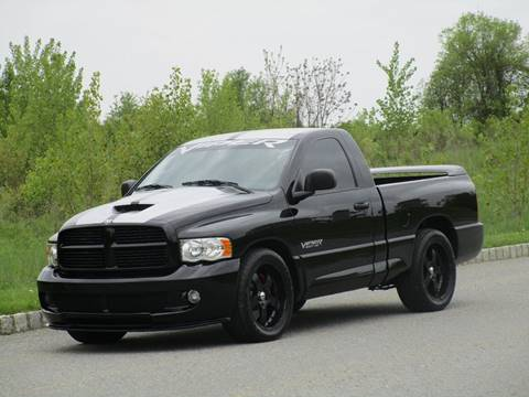 2004 Dodge Ram Pickup 1500 SRT-10 for sale at R & R AUTO SALES in Poughkeepsie NY
