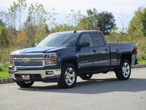 2015 Chevrolet Silverado 1500 for sale at R & R AUTO SALES in Poughkeepsie NY