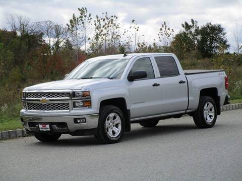 2014 Chevrolet Silverado 1500 for sale at R & R AUTO SALES in Poughkeepsie NY