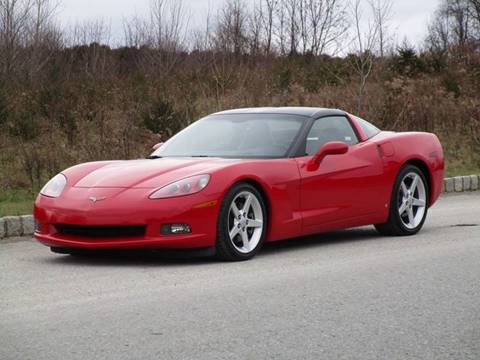 2006 Chevrolet Corvette for sale at R & R AUTO SALES in Poughkeepsie NY