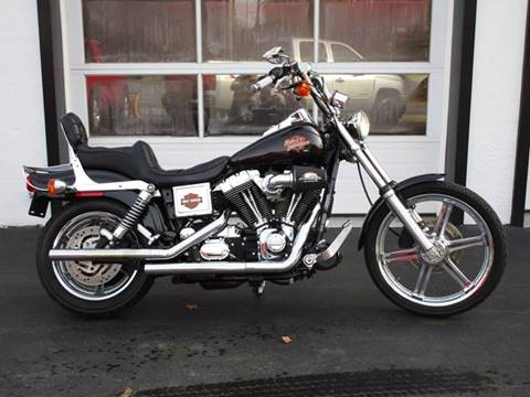 2001 Harley-Davidson Dyna Wide Glide for sale at R & R AUTO SALES in Poughkeepsie NY