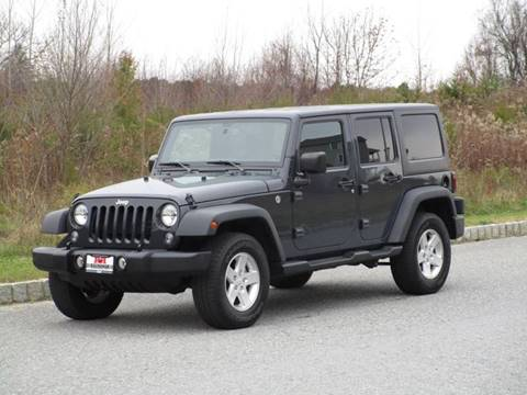 2016 Jeep Wrangler Unlimited for sale in Poughkeepsie, NY