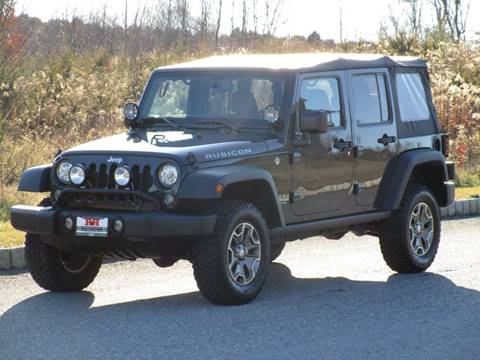 2017 Jeep Wrangler Unlimited for sale in Poughkeepsie, NY
