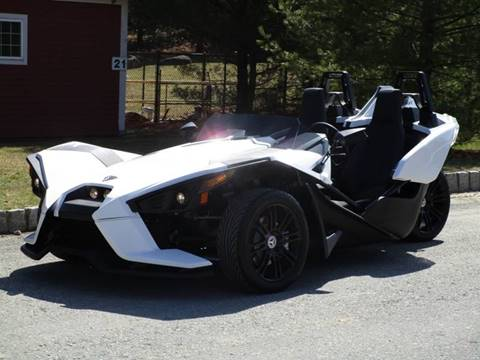 2019 Polaris Slingshot for sale at R & R AUTO SALES in Poughkeepsie NY