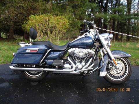 2009 Harley-Davidson Road King for sale at R & R AUTO SALES in Poughkeepsie NY