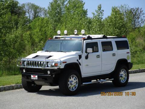 2004 HUMMER H2 for sale at R & R AUTO SALES in Poughkeepsie NY